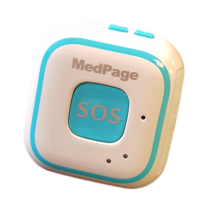 MedPage Micro GPS Location Tracker