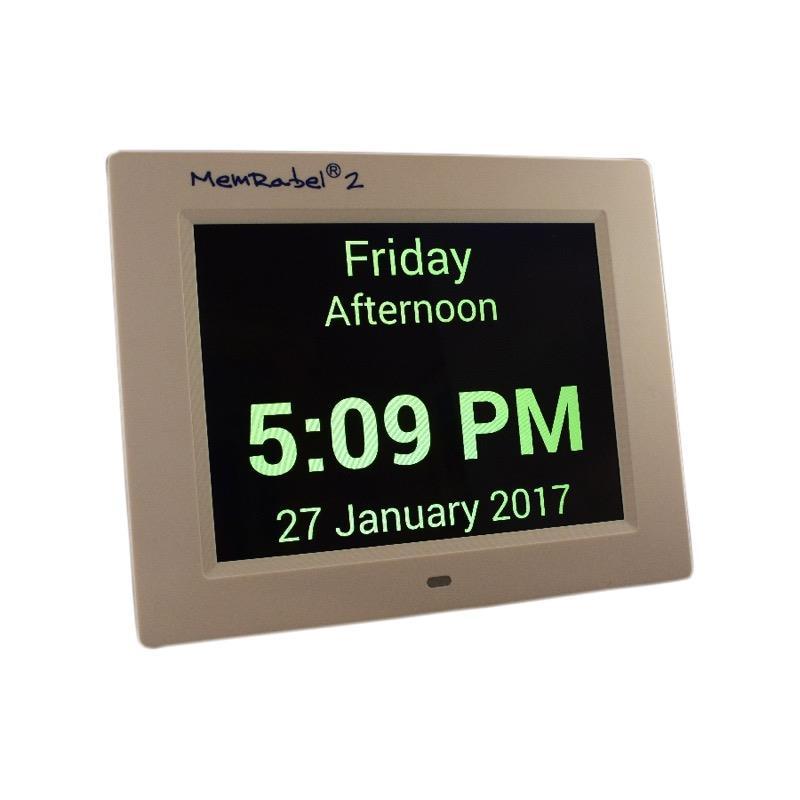 MemRabel2 Dementia Reminder Clock