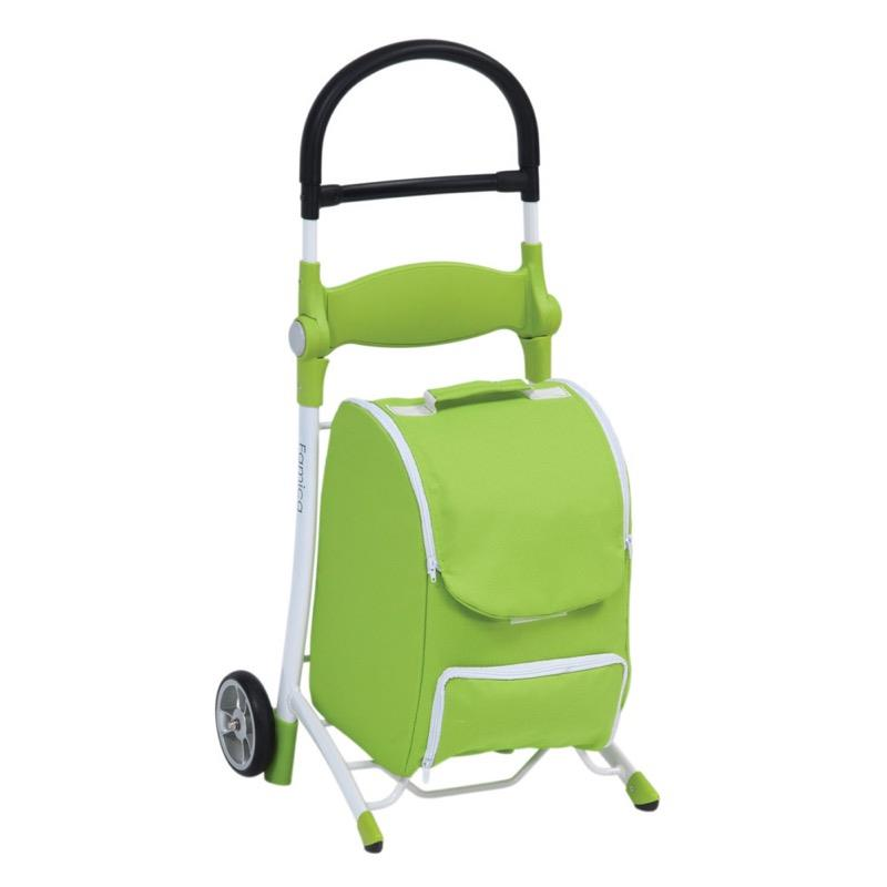 Shop-n-Sit Shopping Trolley with Seat