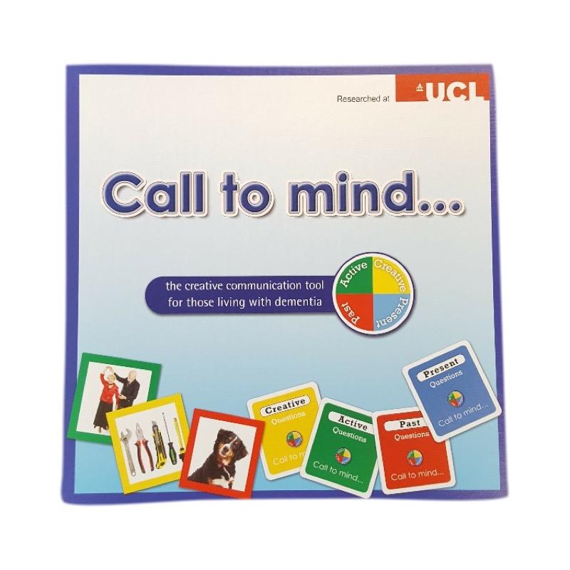 Call to Mind Memory Stimulating Board Game