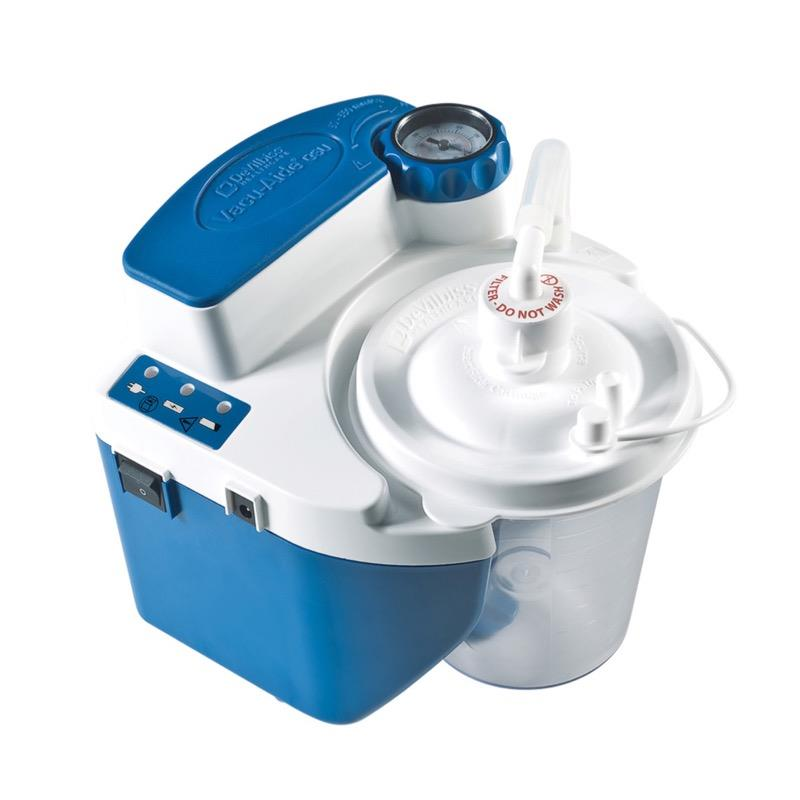VacuAide QSU Suction Unit