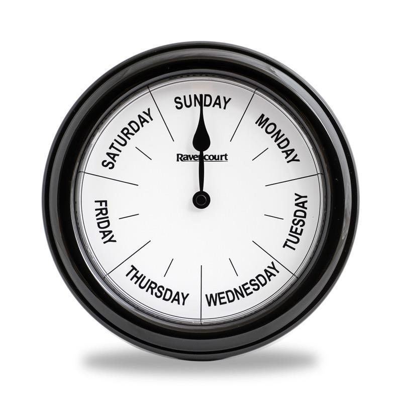 Dementia Wall Clock