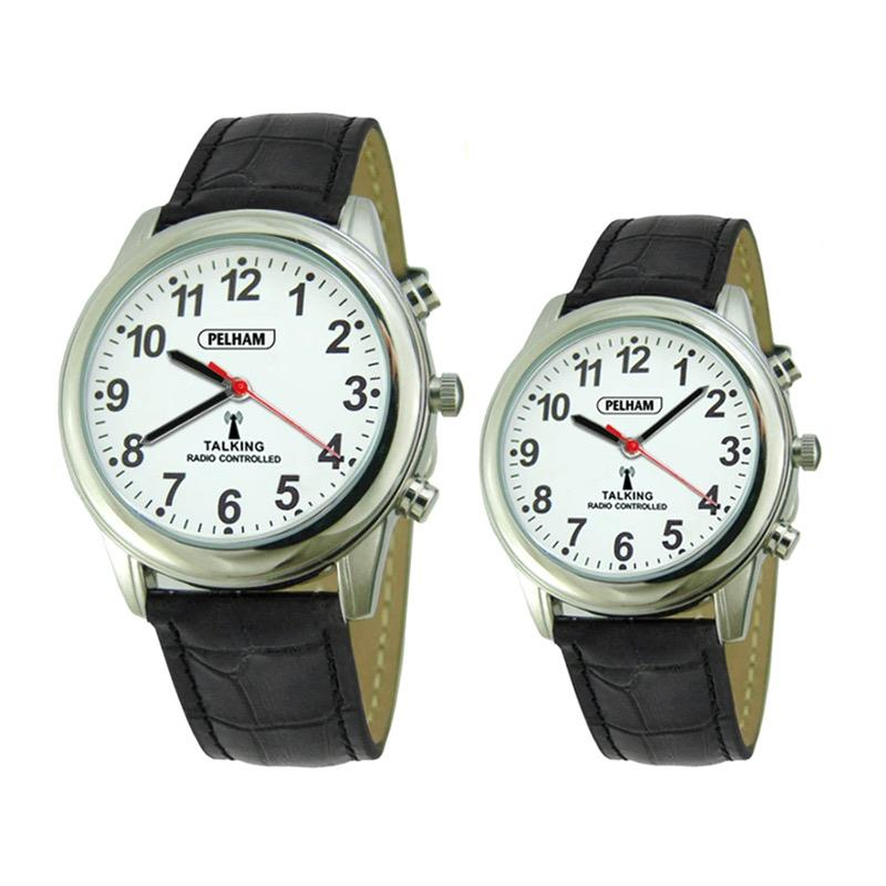 Pelham Talking Radio Controlled Watch