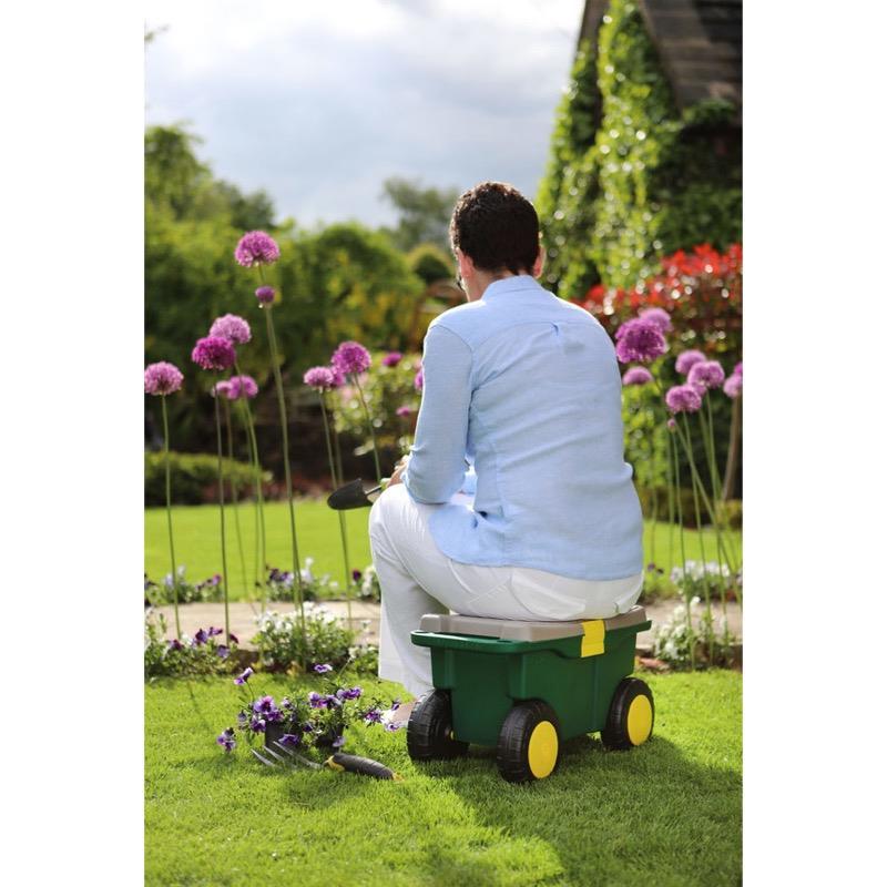 Garden Roller Stool