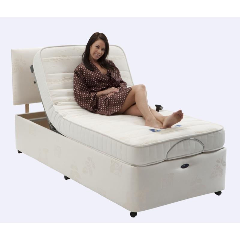 Restwell Richmond Electric Bed and Mattress Combination