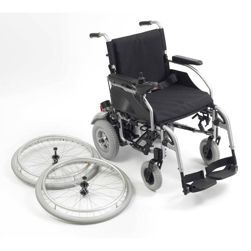 Gemini 2 in 1 Powerchair and Wheelchair