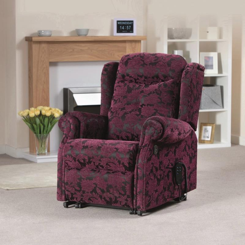 Kingsman Dual Motor Riser Recliner Chair