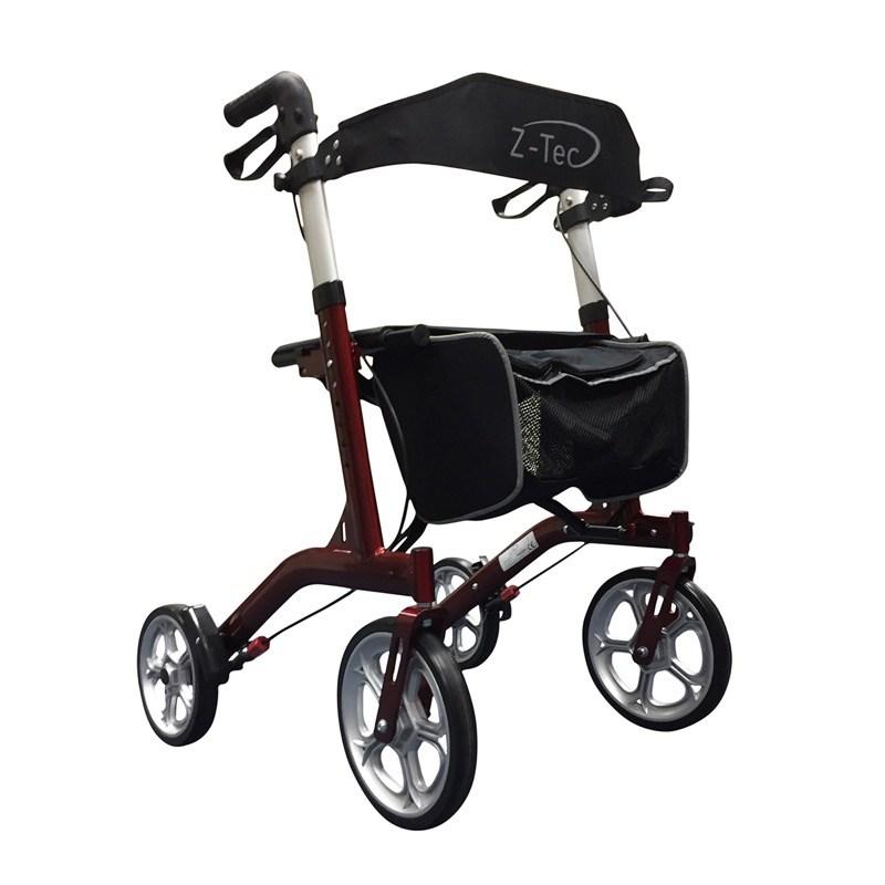 ZT-Style Outdoor Rollator