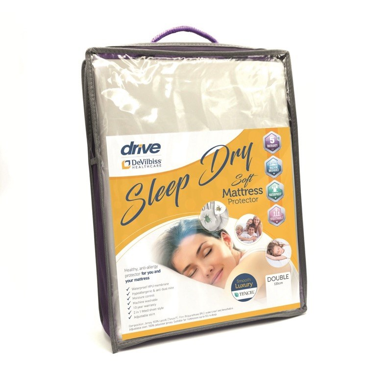 Sleep Dry Soft Mattress Protector