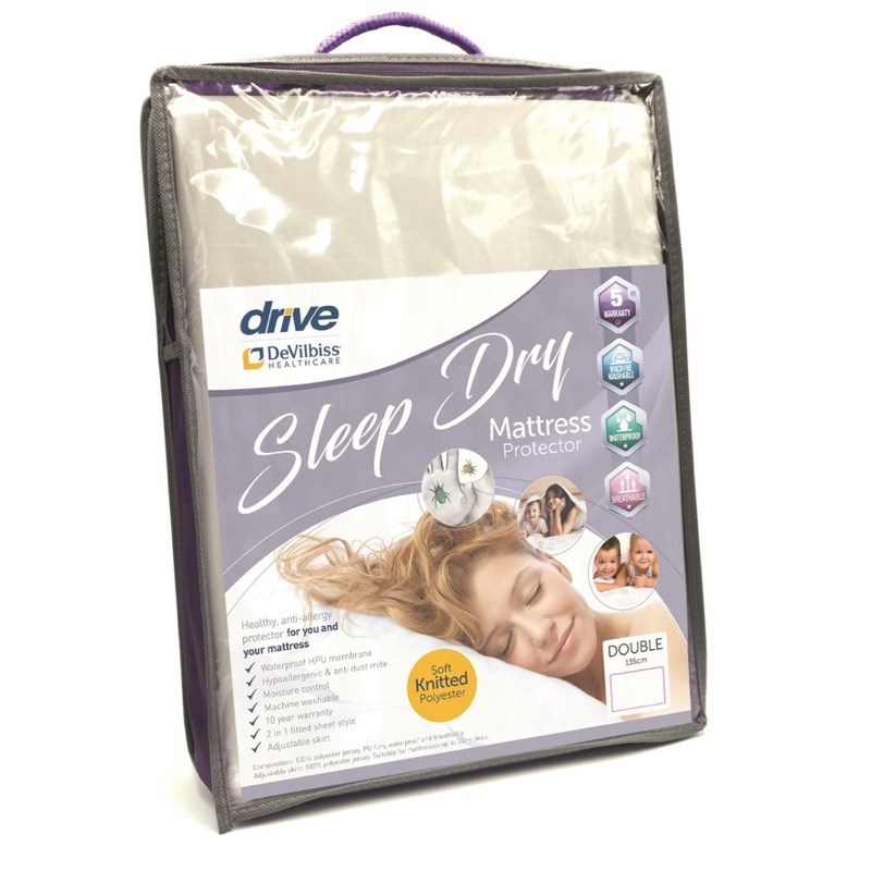 Sleep Dry Mattress Protector