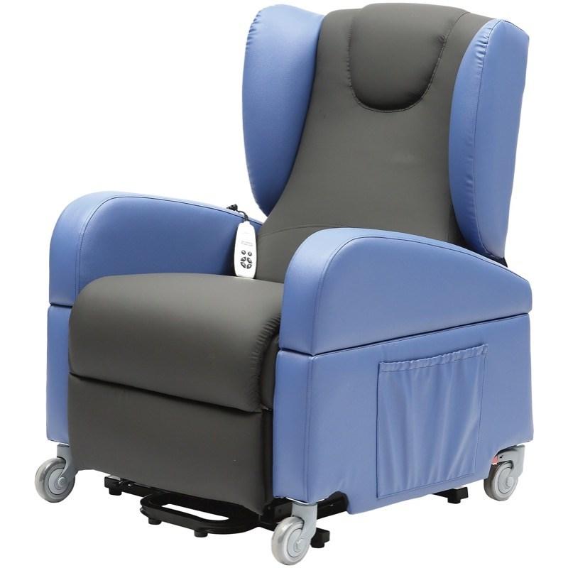 Brookfield Dual Motor PU Riser Recliner Chair