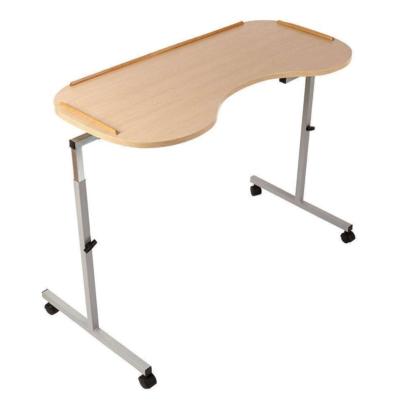 Adjustable Curved Overchair Table