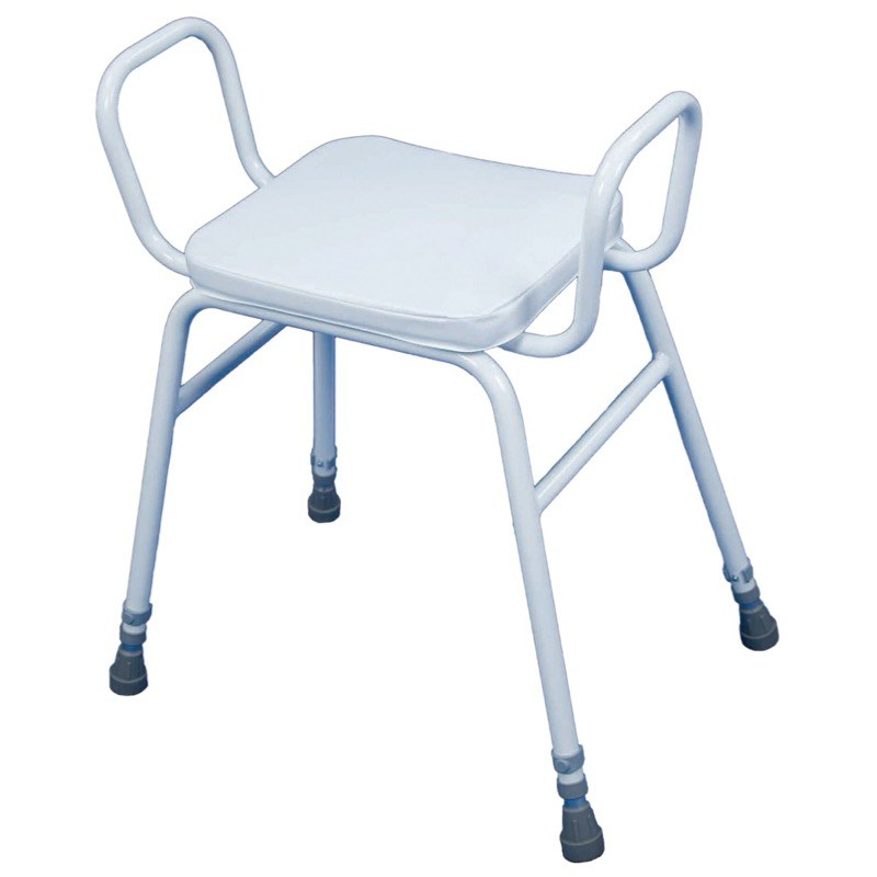 Malling Perching Stool with Arms