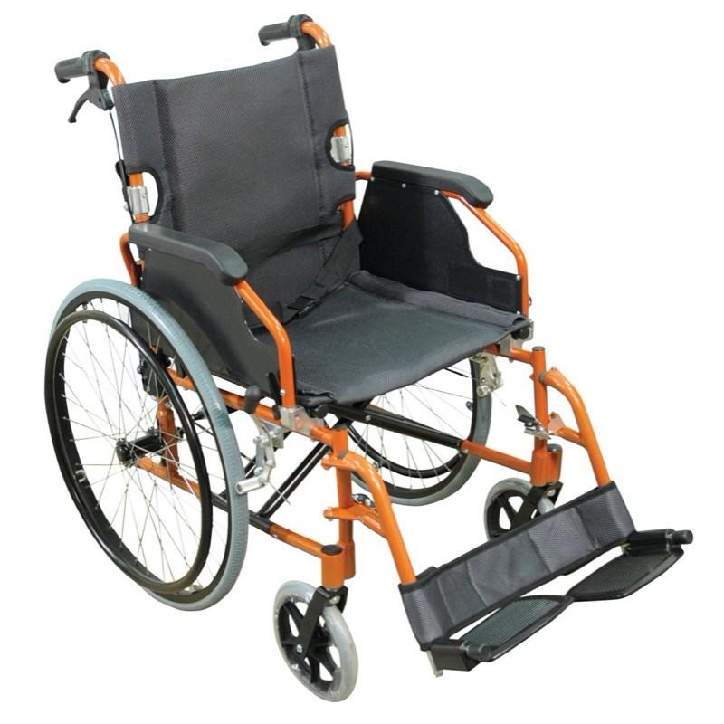 Deluxe Lightweight Self Propel Wheelchair
