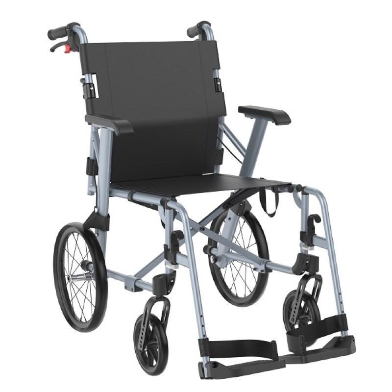Icon 35 Ultra Lightweight Aluminium Wheelchair