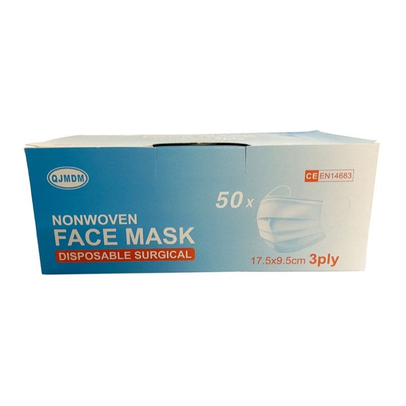 Type II Surgical Face Mask (x50)