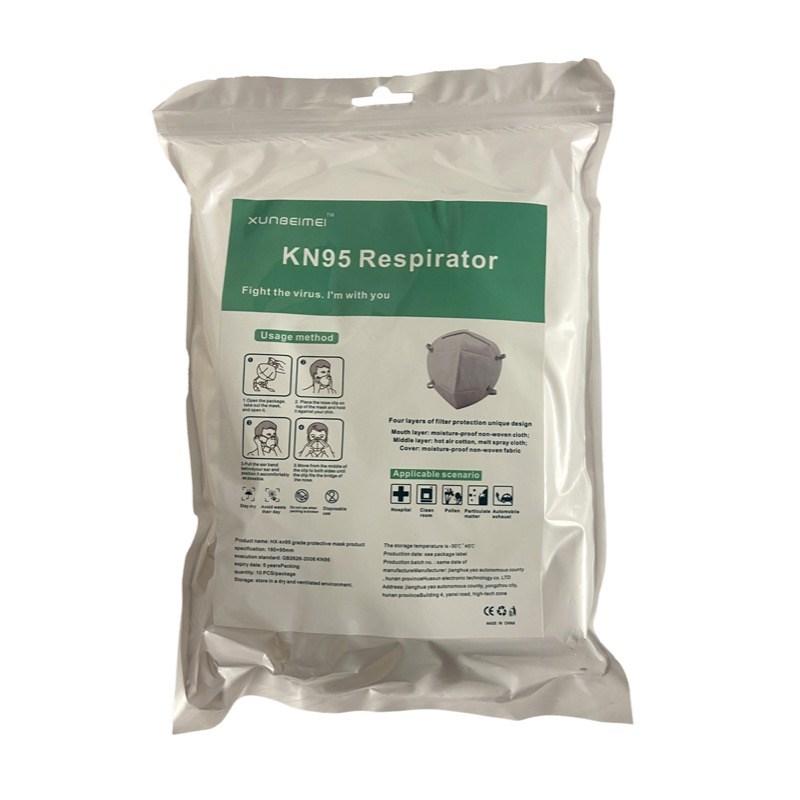 KN95 Respirator FFP2 (x10)