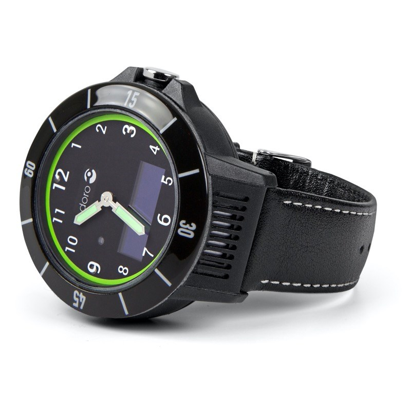 Doro Secure 480 Watch with Medequip Connect 24hr Monitored Telecare Service