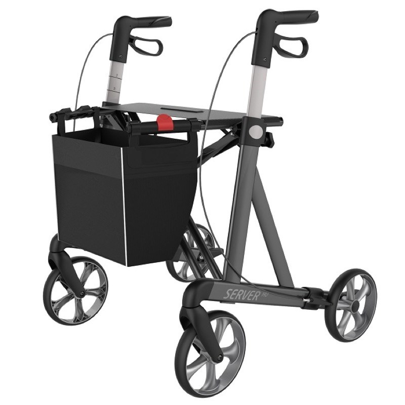 Server Heavy Duty Rollator