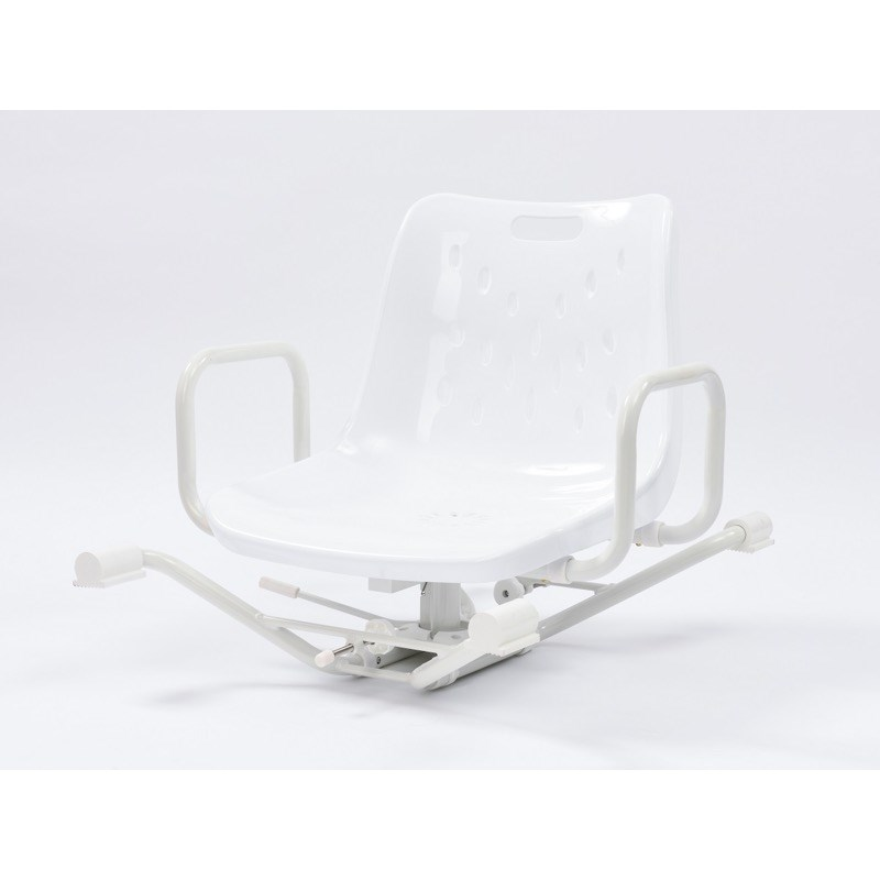 NRS Aluminium Swivel Bath Seat